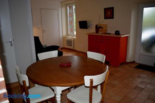 Tagar'etape - Saint-Quay-Portrieux - Dining room