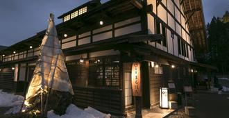Hatago Maruhachi - Hakuba - Gebäude