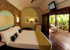 Paradise Sun Hotel - Baie Sainte Anne - Schlafzimmer