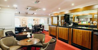 Crown Spa Hotel Scarborough by Compass Hospitality - Scarborough - Restaurant