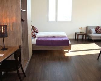 B&B Hotel Peter Und Paul - Willisau - Bedroom