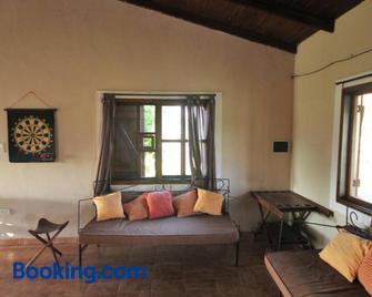 Aires del Ibera - Colonia Carlos Pellegrini - Living room