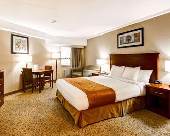 Quality Inn - Kitchener - Schlafzimmer