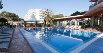 Hotel Obelisco - Palma - Piscina