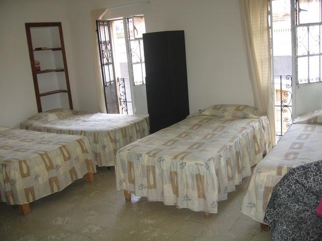 Hostal La Hosteria - Guanajuato - Bedroom