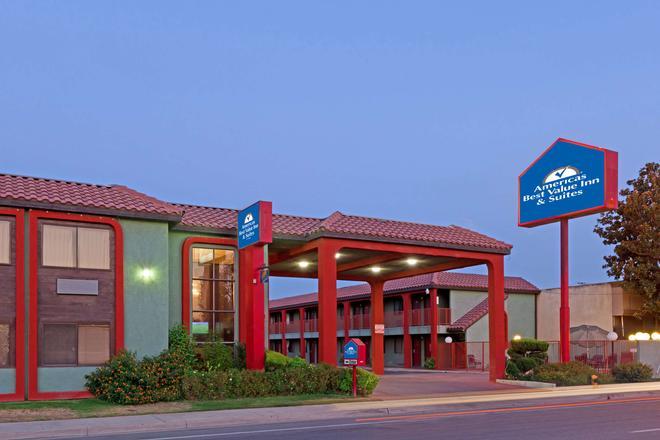 Americas Best Value Inn & Suites Bakersfield Central - Bakersfield - Edificio