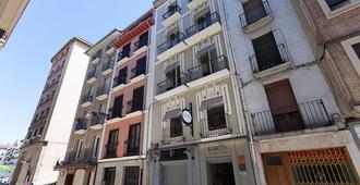 Hotel Europa - Pamplona - Edificio