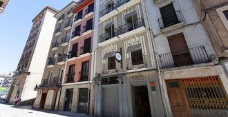 Hotel Europa - Pamplona - Edifício