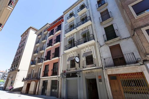 Hotel Europa - Pamplona - Building