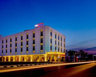 Ewaa Express Hotel - Buraydah - Buraydah - Gebäude