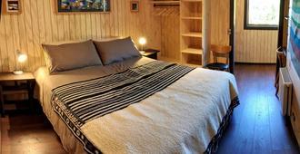 Maison Nomade Bed & Breakfast - Pucón - Schlafzimmer