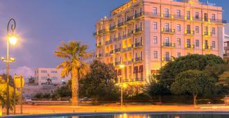 Gdm Megaron Historical Monument Hotel - הרקליון - בניין