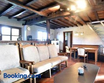 Huis Den Keibilk - Heuvelland - Living room