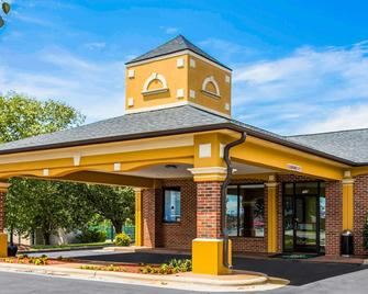 Quality Inn - Albemarle - Edificio