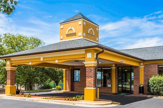 Quality Inn - Albemarle - Building