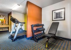 Quality Inn - Albemarle - Gym