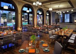 Amman Marriott Hotel - Amman - Restaurace