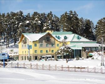 Hotel Camkar - Sarikamis - Gebouw