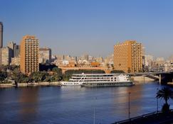 Cairo Marriott Hotel & Omar Khayyam Casino - Cairo - Outdoors view