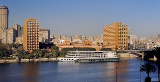 Cairo Marriott Hotel & Omar Khayyam Casino - El Cairo - Vista del exterior