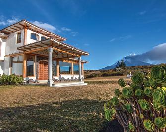 Hacienda Los Mortiños - Machachi - Building