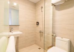 Traveller-Inn Tiehua Hotel - Taitung City - Phòng tắm