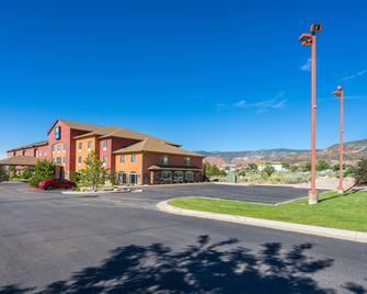 Comfort Inn & Suites - Cedar City - Edificio