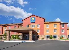 Comfort Inn & Suites - Cedar City - Edificio