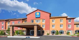 Comfort Inn & Suites - Cedar City - Bygning