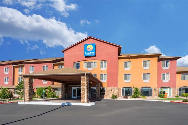 Comfort Inn & Suites - Cedar City - Building
