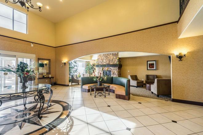 Comfort Inn & Suites - Cedar City - Lobby