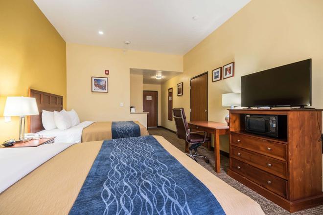 Comfort Inn & Suites - Cedar City - Bedroom