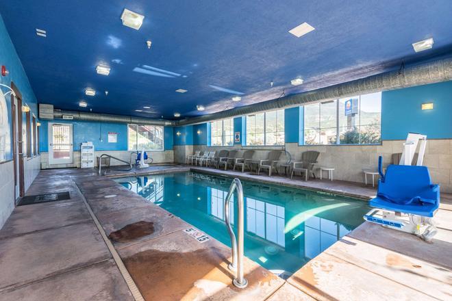 Comfort Inn & Suites - Cedar City - Pool