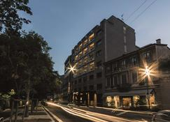 Hotel Manin - Milan - Building