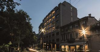 Hotel Manin - Mailand - Gebäude