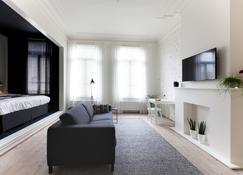 Maison Nationale - Anvers - Living room
