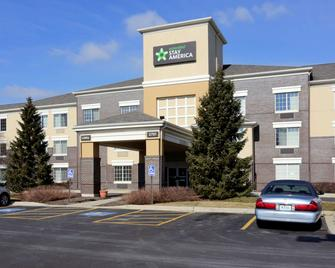 Extended Stay America - Chicago - Lombard - Oakbrook - Lombard - Building