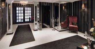 Hotel Forsthaus - Βερολίνο - Σαλόνι ξενοδοχείου