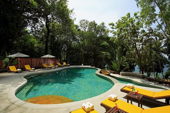 Baan Krating Phuket Resort - Bãi biển Rawai - Bể bơi
