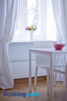 Rooms Zagreb 17 - Zagreb - Dining room