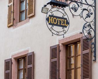 Hotel KLE, BW Signature Collection - Kaysersberg-Vignoble - Gebäude