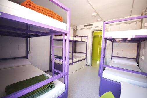 Scout Madrid Hostel - Madrid - Phòng ngủ