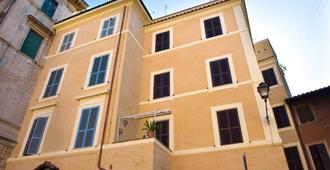 Finestra su Trastevere - Rome - Building