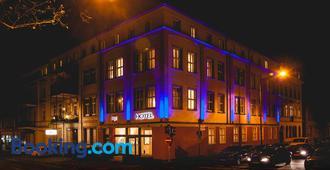 Hotel Alexander - Wiesbaden - Edificio