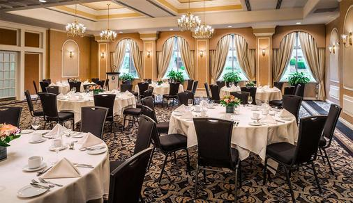 Hotel Grand Pacific - Victoria - Banquet hall