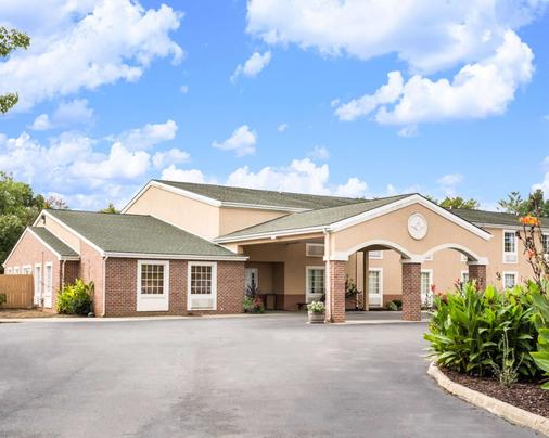 Quality Inn University Area - Farmville - Gebäude