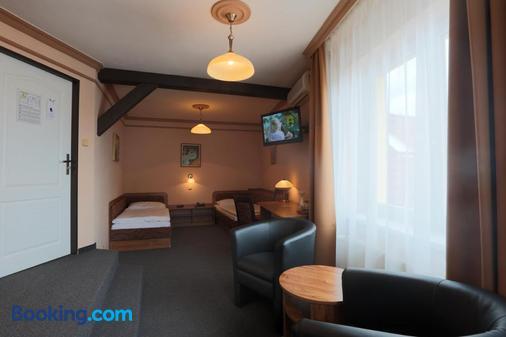 Hotel Victoria - Pilsen - Phòng ngủ