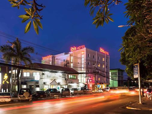 ibis Vientiane Nam Phu - Βιεντιάν - Κτίριο