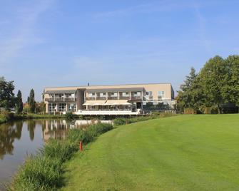 Golfhotel & Restaurant Lindenhof - Bad Vilbel - Building