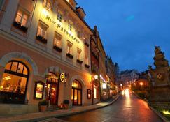Promenáda Romantic Hotel - Karlovy Vary - Rakennus